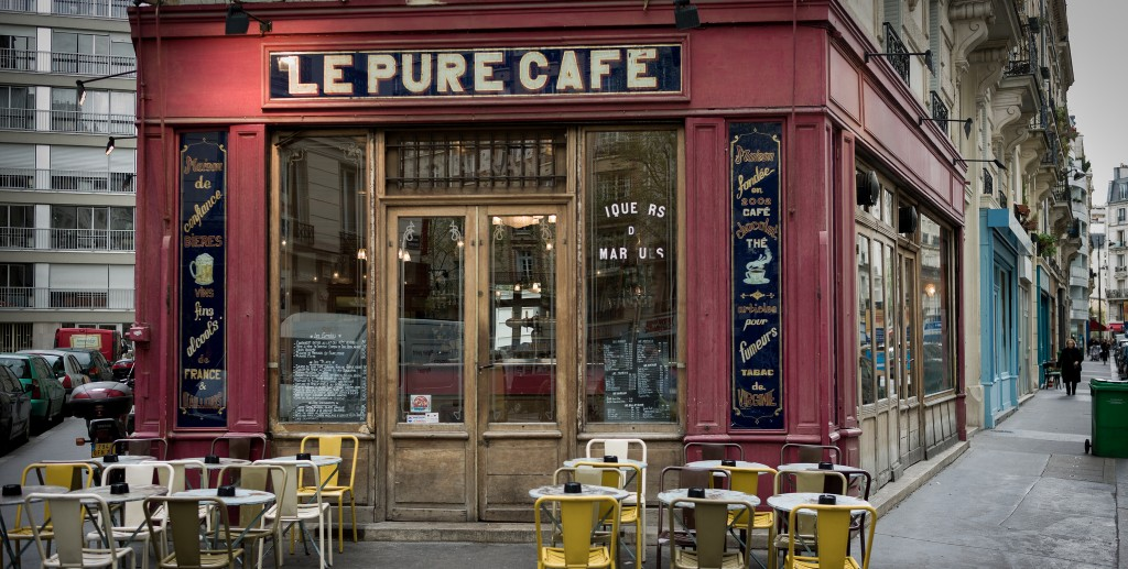 How To Drink Coffee Like A Local In Paris