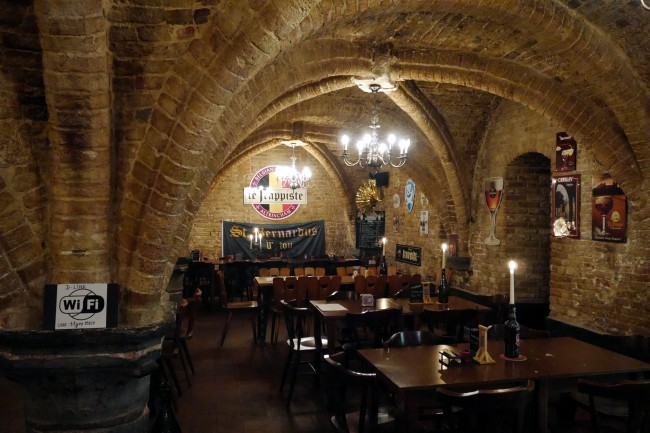 The Most Charming Beer Cellars In Bruges