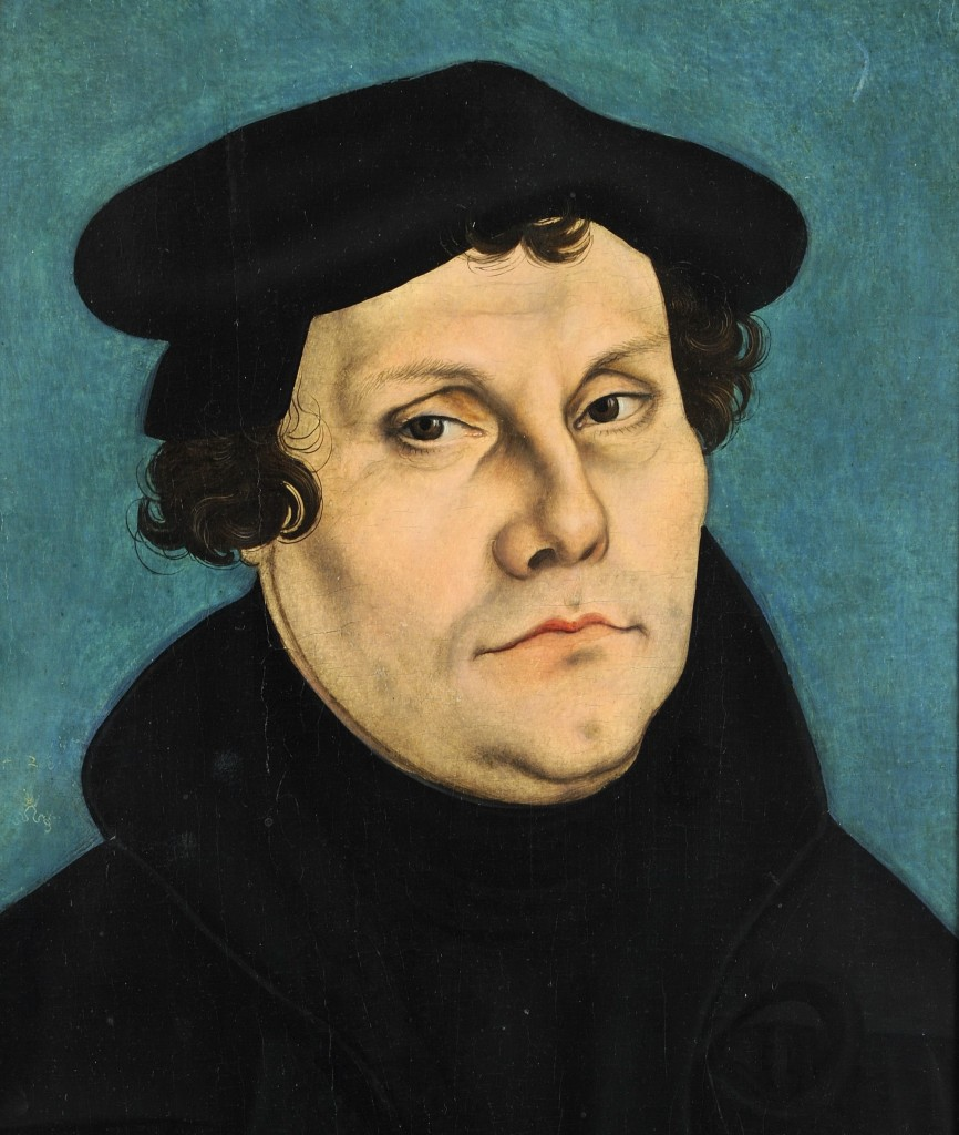 Martin Luther | © Lucas Cranach the Elder