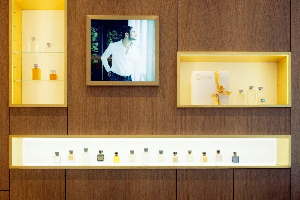 Maison Francis Kurkdjian boutique │@ N.Baetens