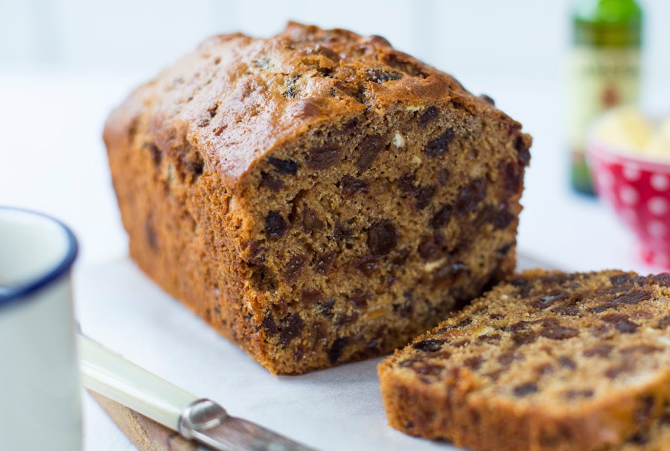 Barm brack by Donal Skehan | Courtesy of DonalSkehan.com