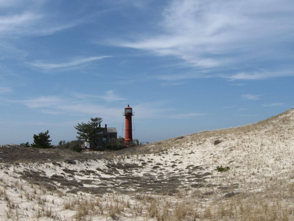 Monomoy Lighthouse | © Zachary Cava/Wikimedia