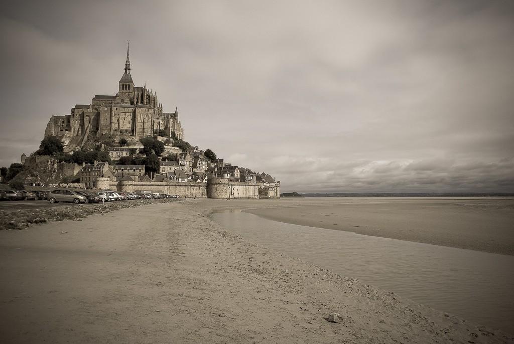 Mont Saint-Michel │© Iker Etxebarria Urkaregi