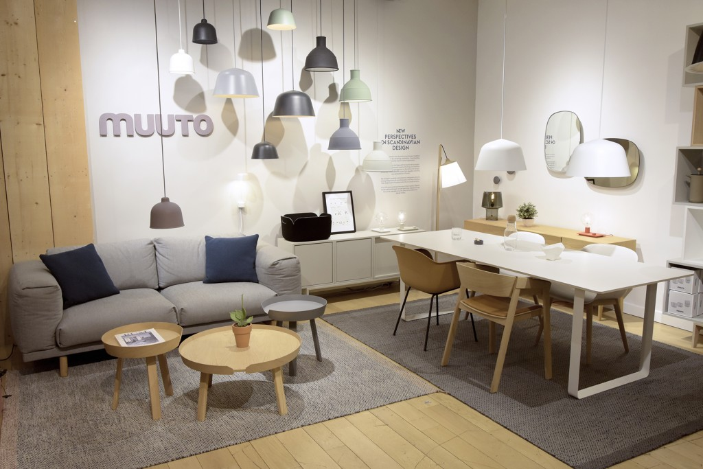 MUUTO Summer 2016 Corner At Fleuxu0027 │ Courtesy Of Fleuxu0027