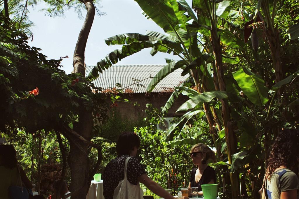 Palo Alto Barcelona S Secret Garden