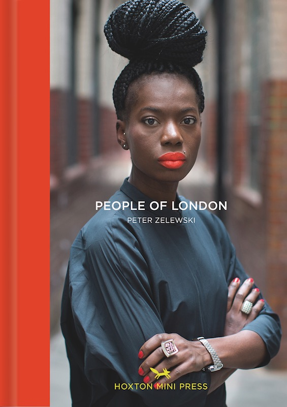 People of London by Peter Zelewski. Published by Hoxton Mini Press