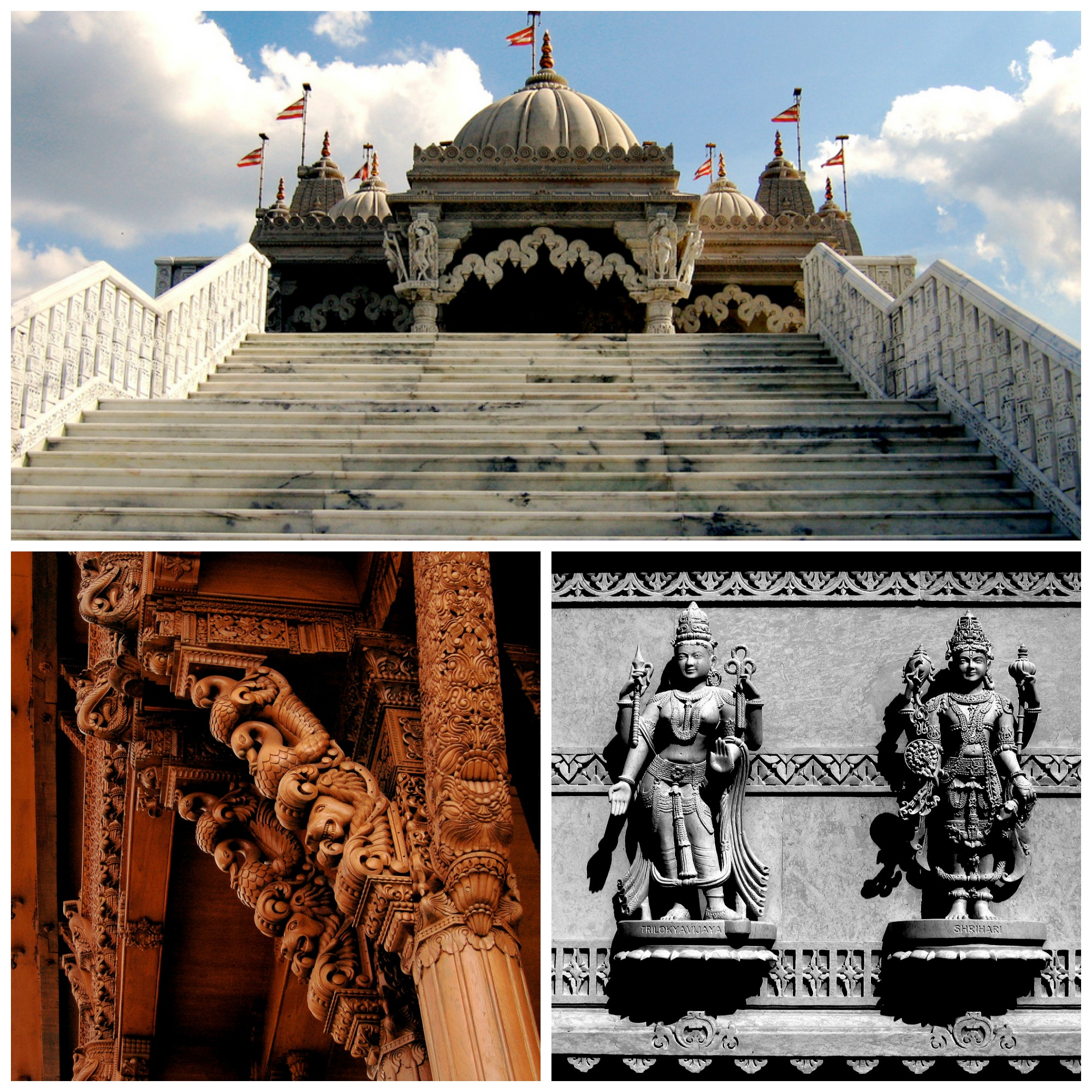 History Of The Neasden Temple In 1 Minute