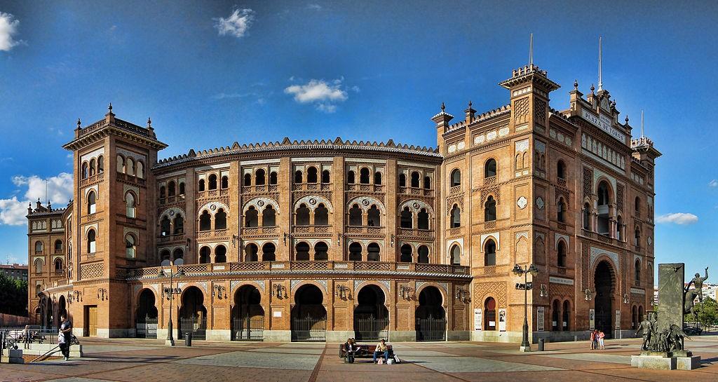 Plaza de Toros de Las Ventas   ©spettacolopuro