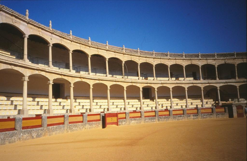 Plaza de Toros de Ronda   ©BKP