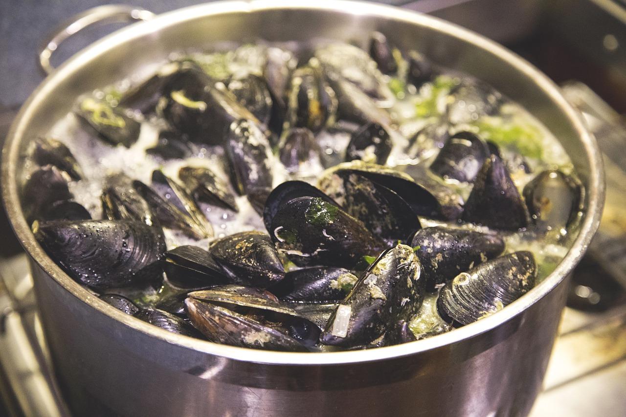 Mussels | Public Domain/Pixabay