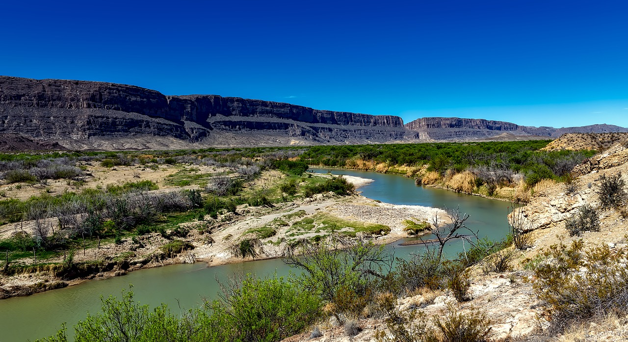 Rio Grande, Texas | Public Domain/Pixabay