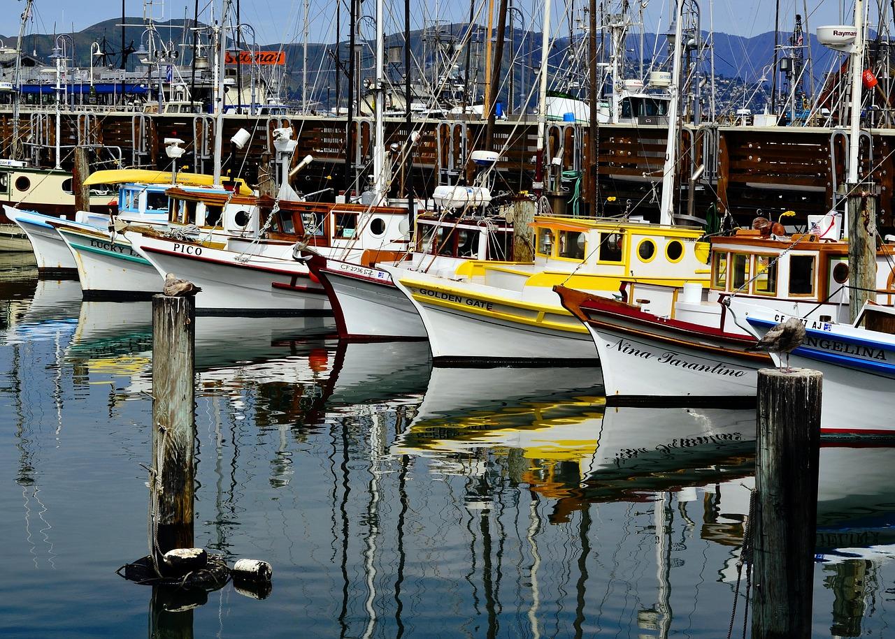 San Francisco | Public Domain/Pixabay