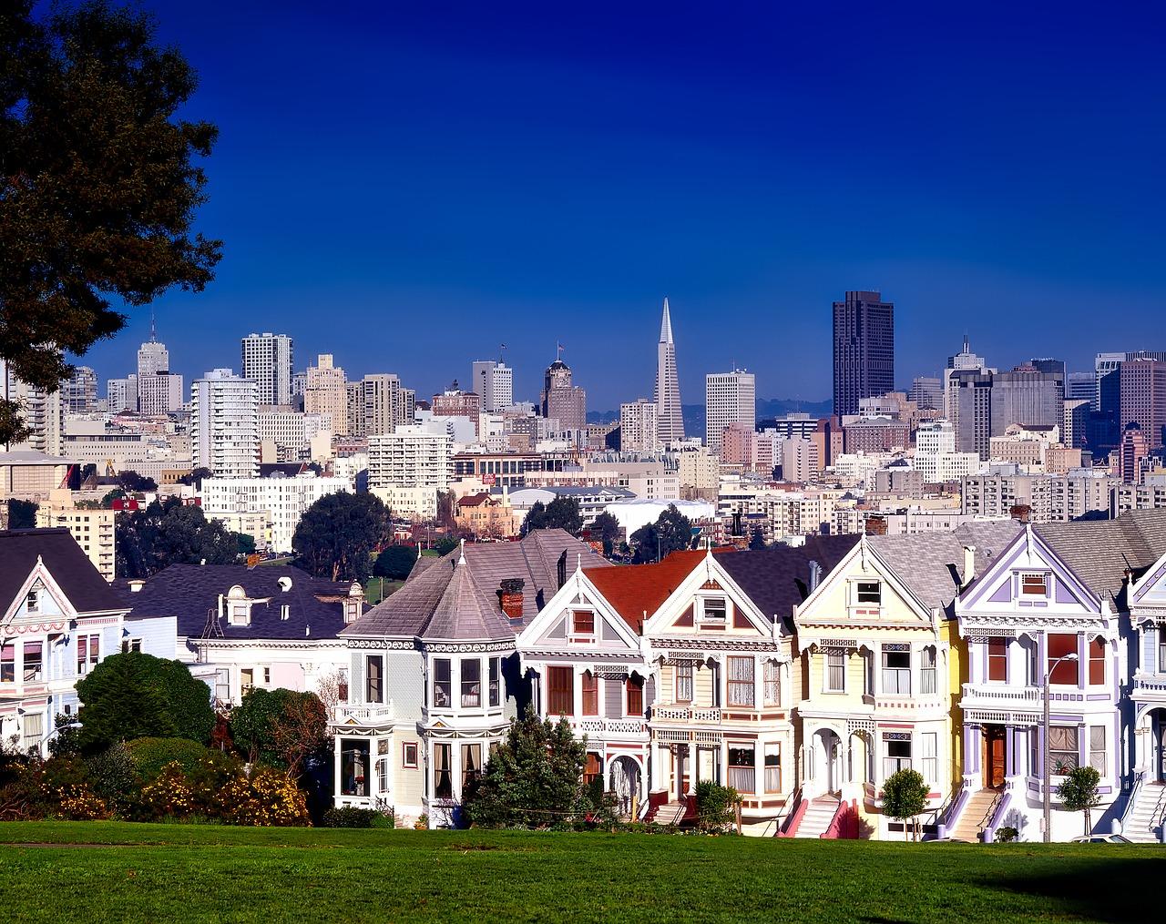 San Francisco | © jondoeforty1/Flickr