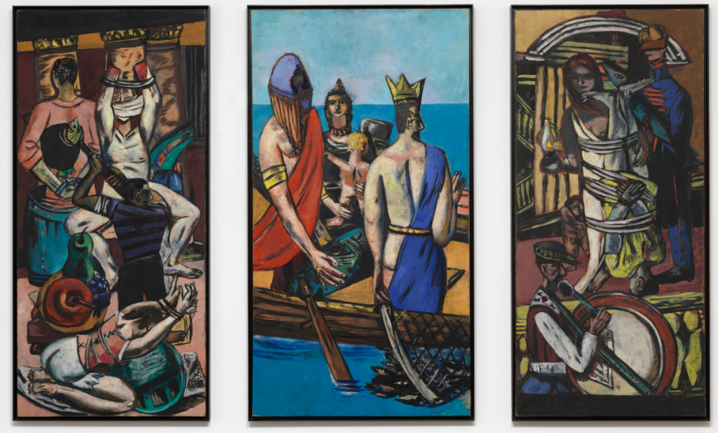 'Departure' (1932–1933) | © 2016 Artists Rights Society (ARS), New York / VG Bild-Kunst, Bonn