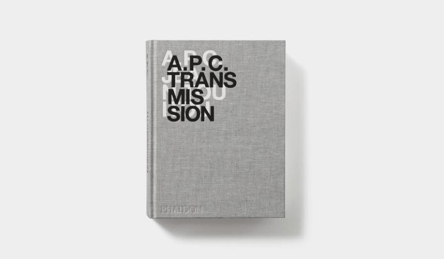 'A.P.C. Transmission', £49.95 | © Phaidon Press