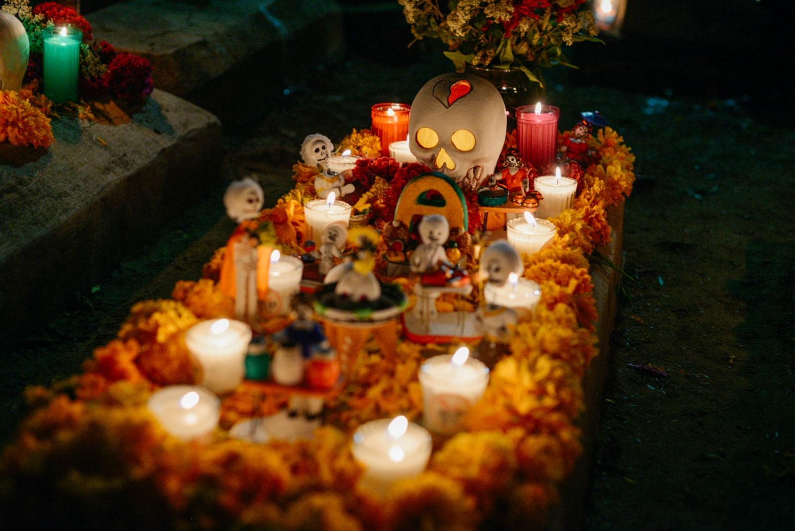 Exploring the Traditions of Mexico's Day of the Dead