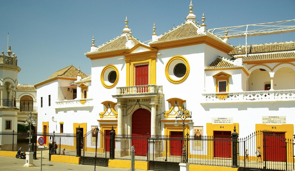Real Maestranza, Seville | ©jackmac34