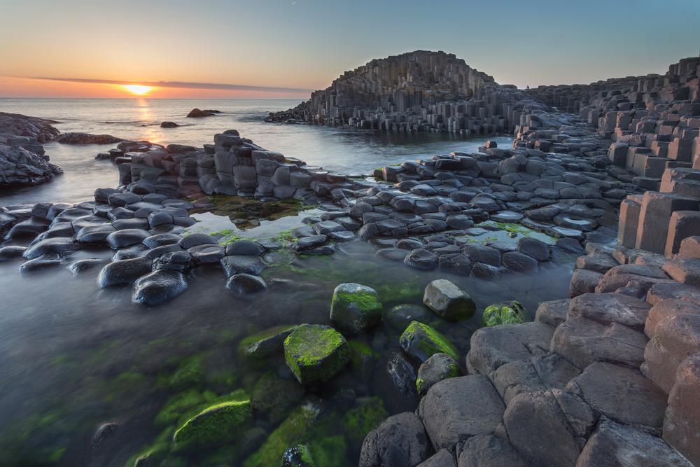 Giant's Causeway, Antrim, Northern Ireland | © Kanuman/Shutterstock