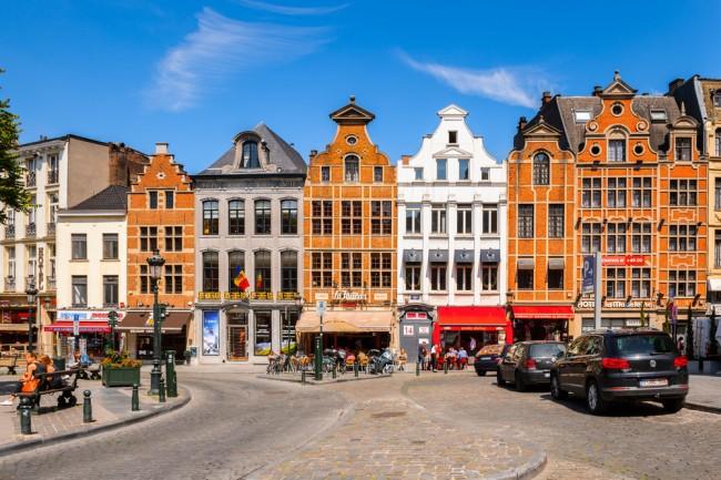 Bruselas | © Anton_Ivanov / Shutterstock.com