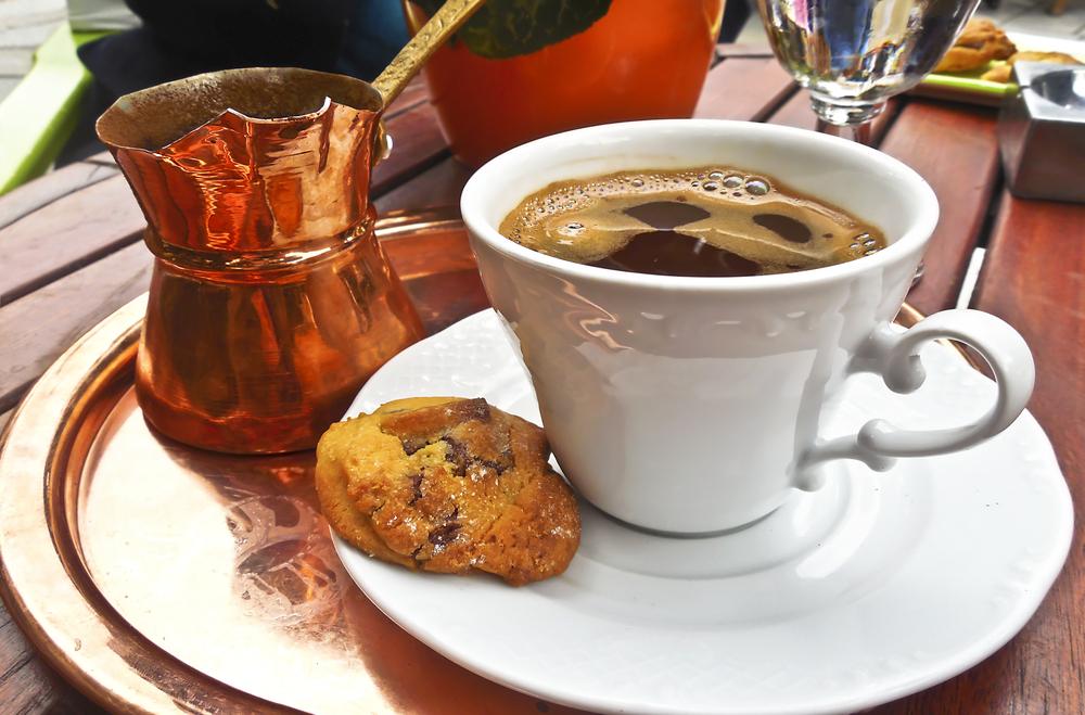 How To Drink Greek Coffee Like A Local