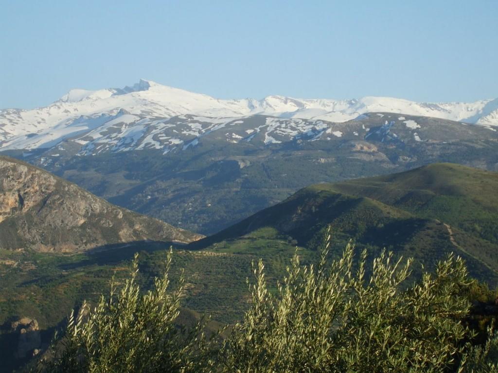 Sierra Nevada, Spain | © ThomasThen
