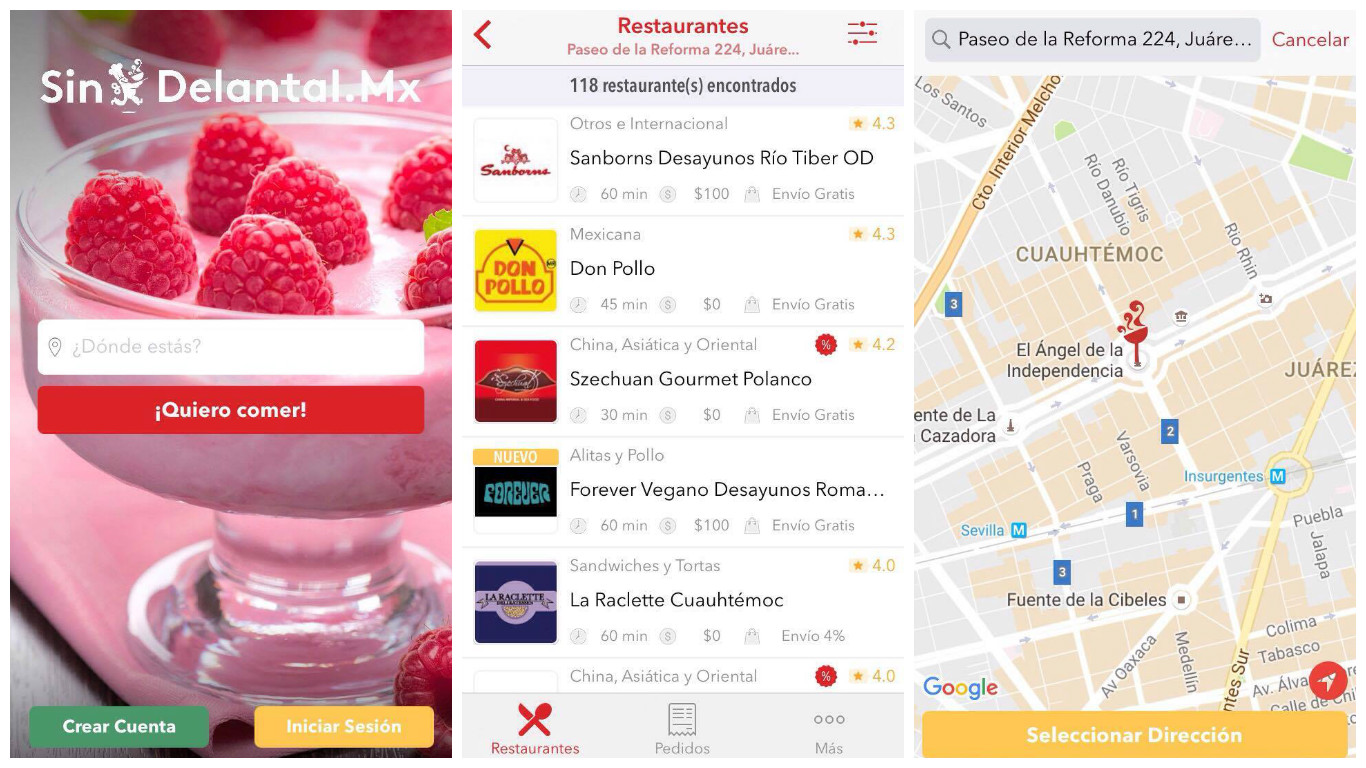 Mexico City S Best Food And Drink Delivery Apps