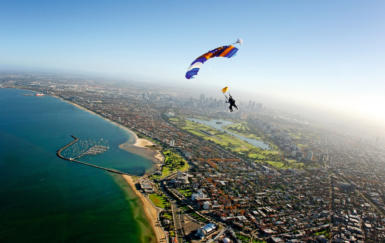 Must Try Extreme Sports Experiences Near Melbourne
