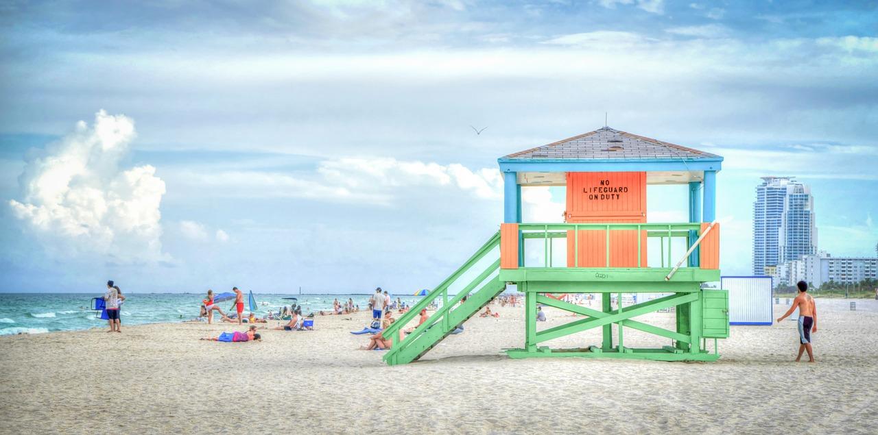 South Beach, FL | Public Domain/Pixabay