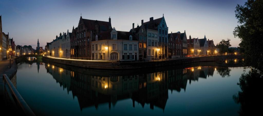Bruges quays | © Jan Darthet/courtesy of Toerisme Brugge