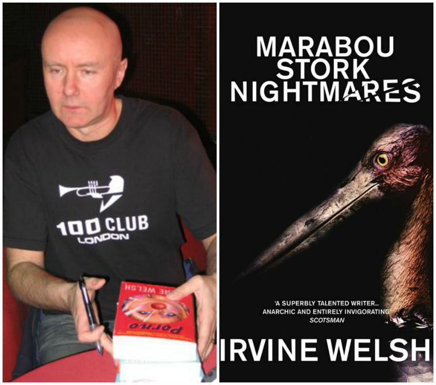 Irvine Welsh | © WikiCommons // © Vintage Books