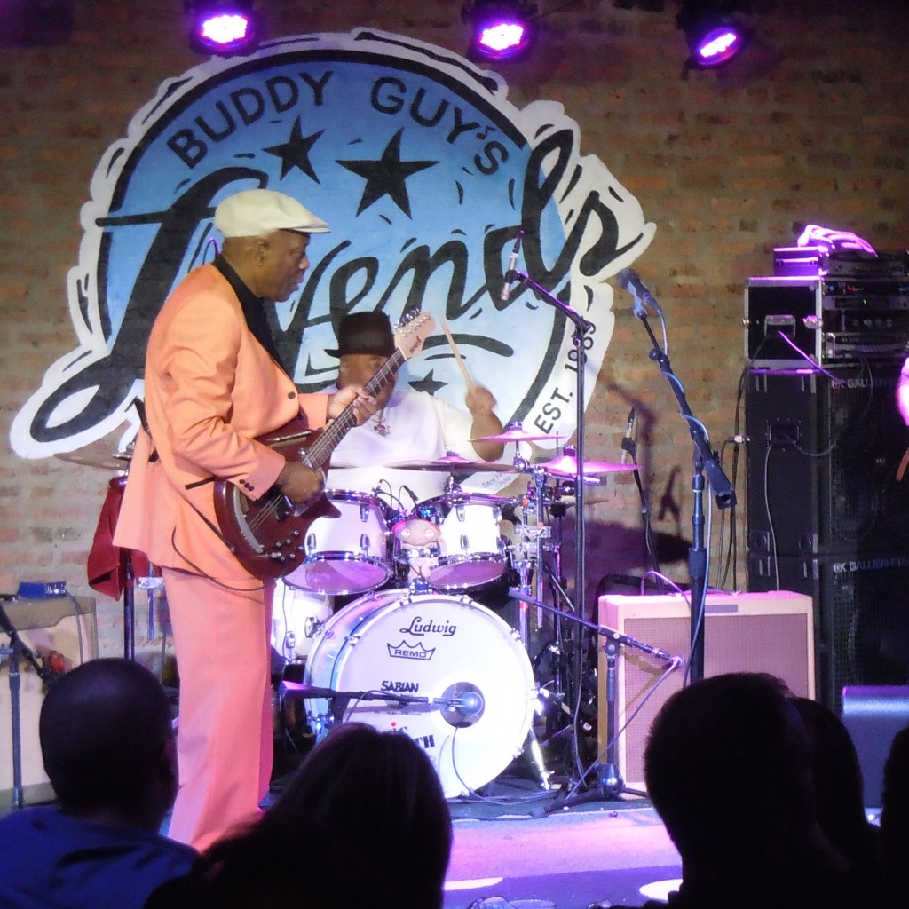 Buddy Guy's Legends, courtesy of Wikipedia