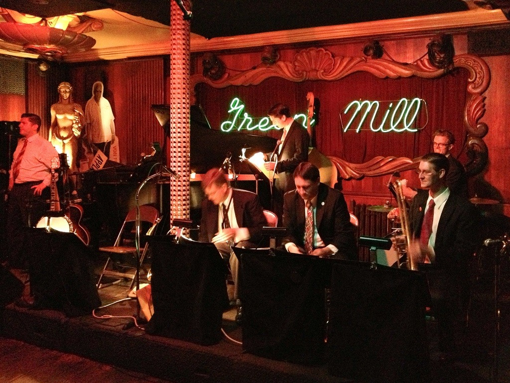 Green Mill. courtesy of Wikimedia Commons