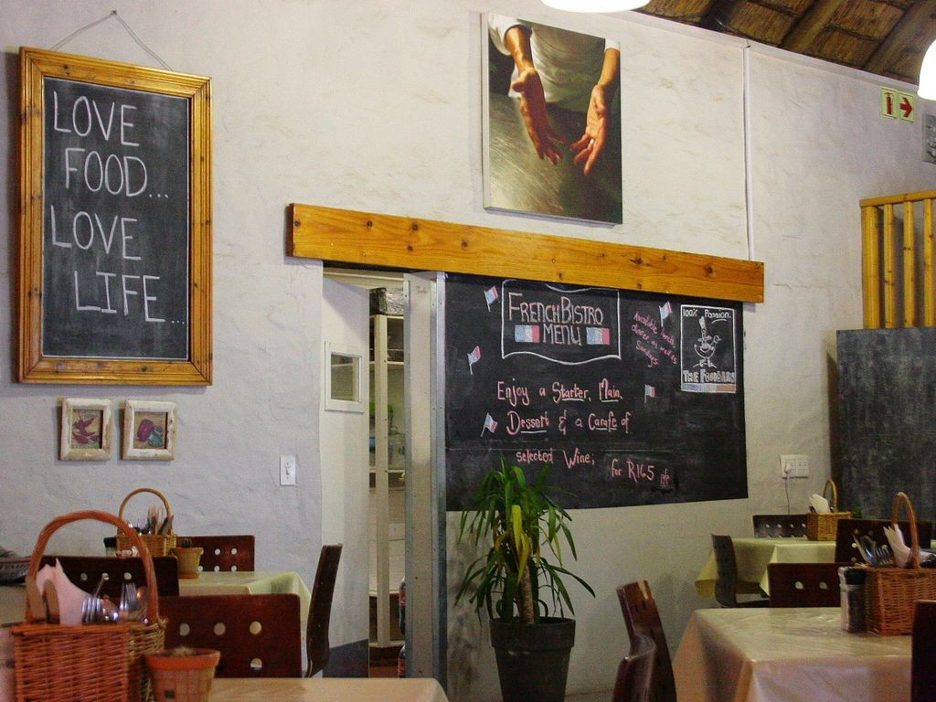 The Foodbarn, Cape Town
