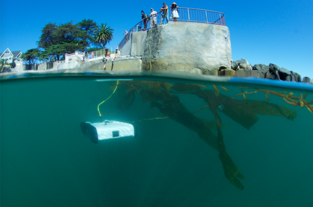 OpenROV's Trident drone | Courtesy OpenROV