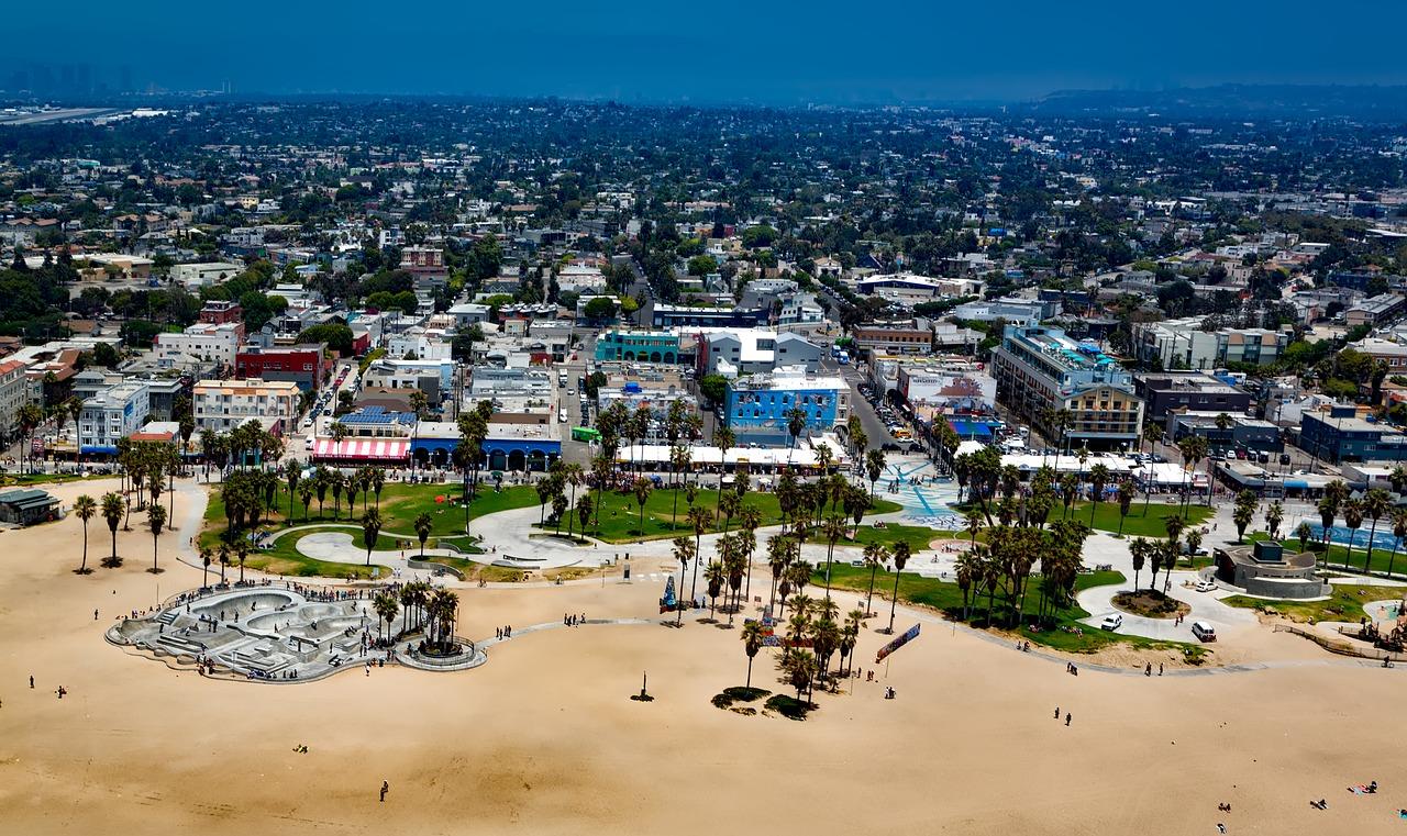 Venice Beach, CA | Public Domain/Pixabay