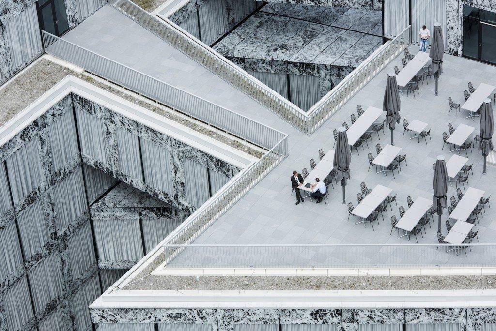 Allianz headquarters by Wiel Arets, Zurich, Switzerland | © Adrien Barakat