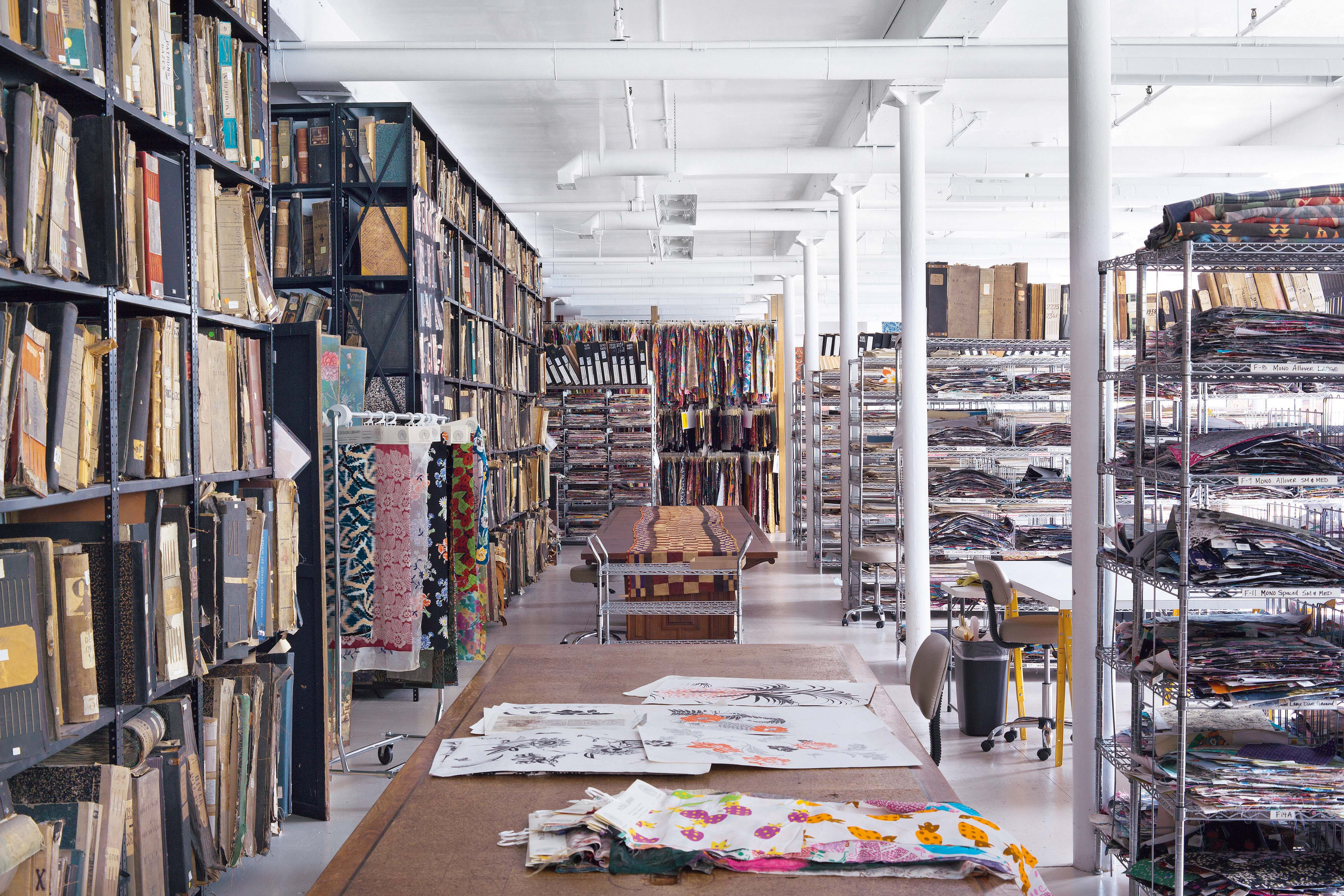 The Design Library Hudson Valley New York Photo Mark Mahaney
