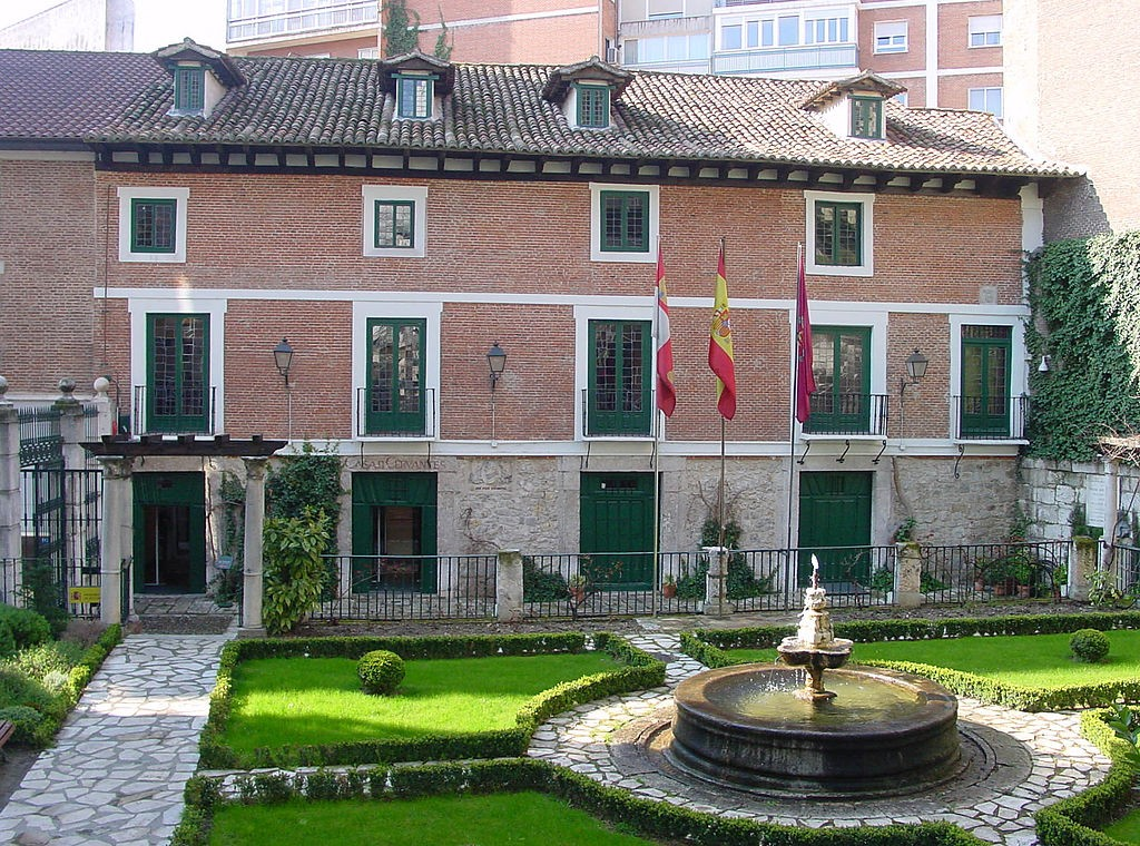The house of Cervantes in Valladolid, Spain | © Lourdes Cardenal/WikiCommons