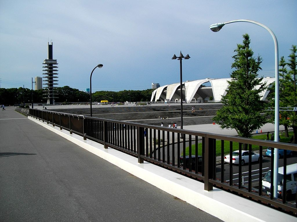 Komazawa Olympic Park, where the show is held | © kentin/WikiCommons