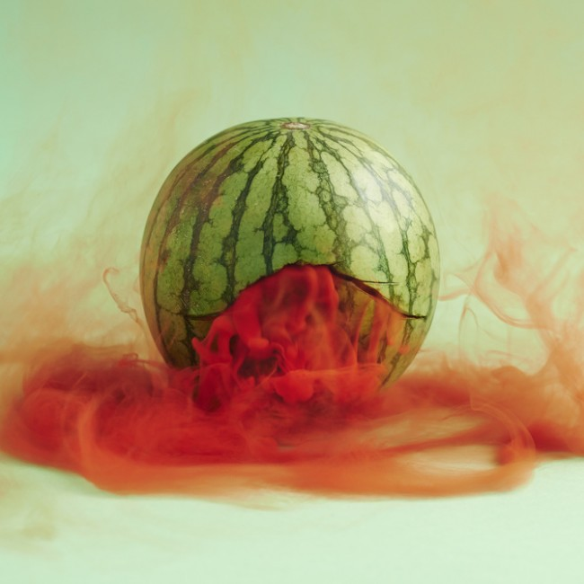 Watermelon, Secret Lives, Courtesy of Maciek Jasik
