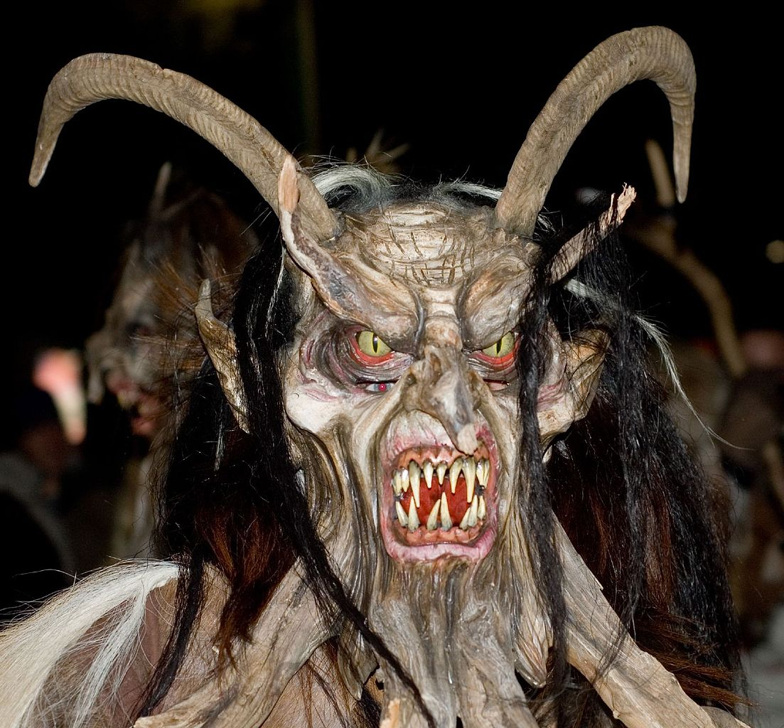 Everything You Need To Know About Krampus Germanys Scary Christmas
