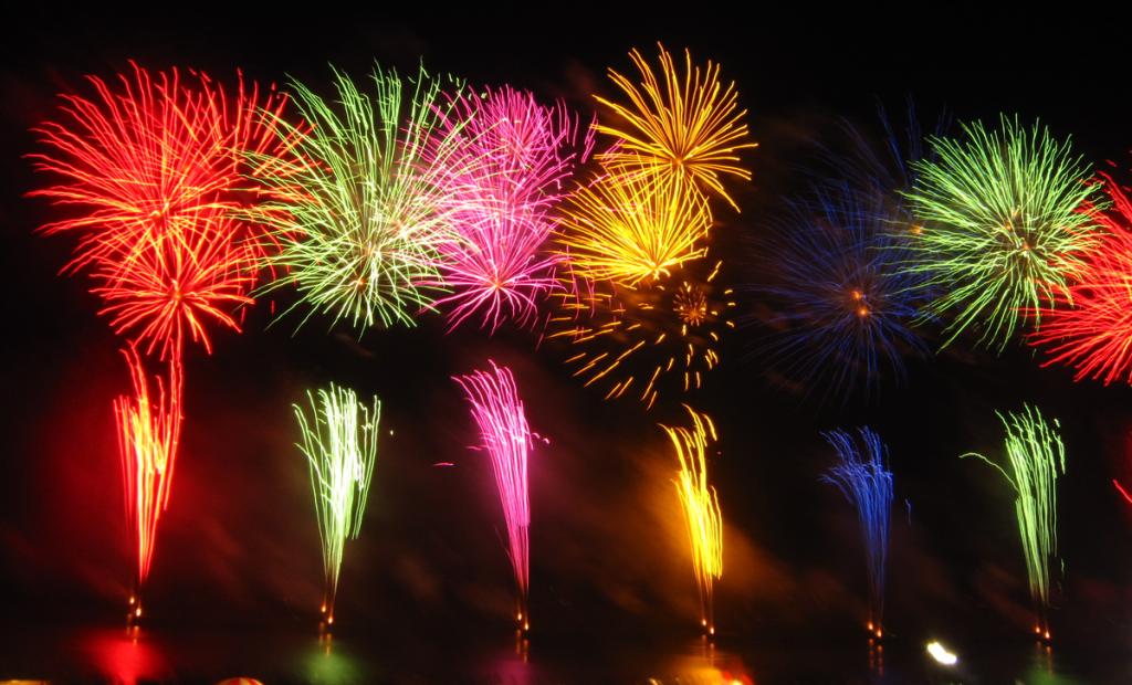 Fireworks | © Pexels