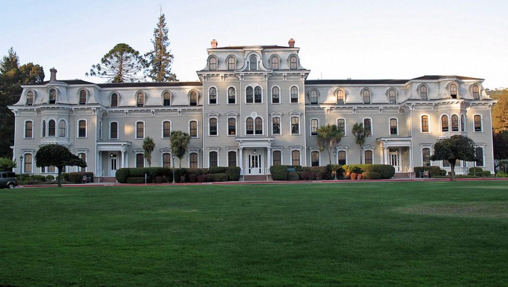Mills College © Sanfranman59/Wikipedia