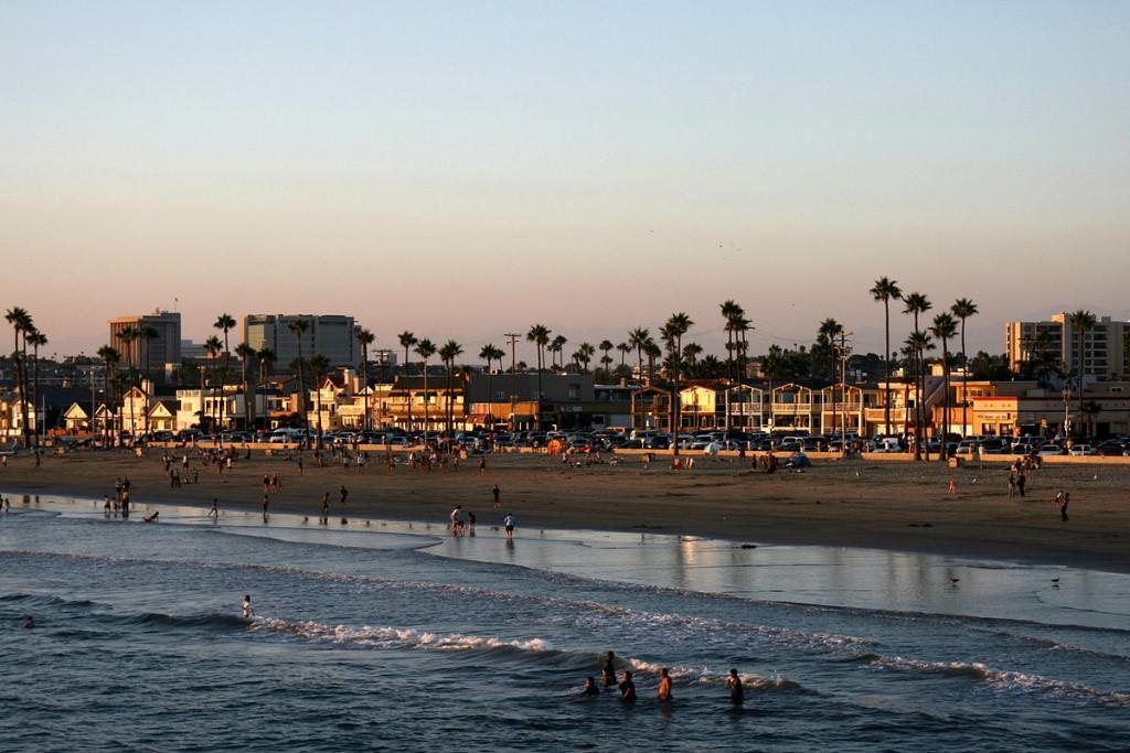 Newport Beach © Patrick Pelster/Wikipedia