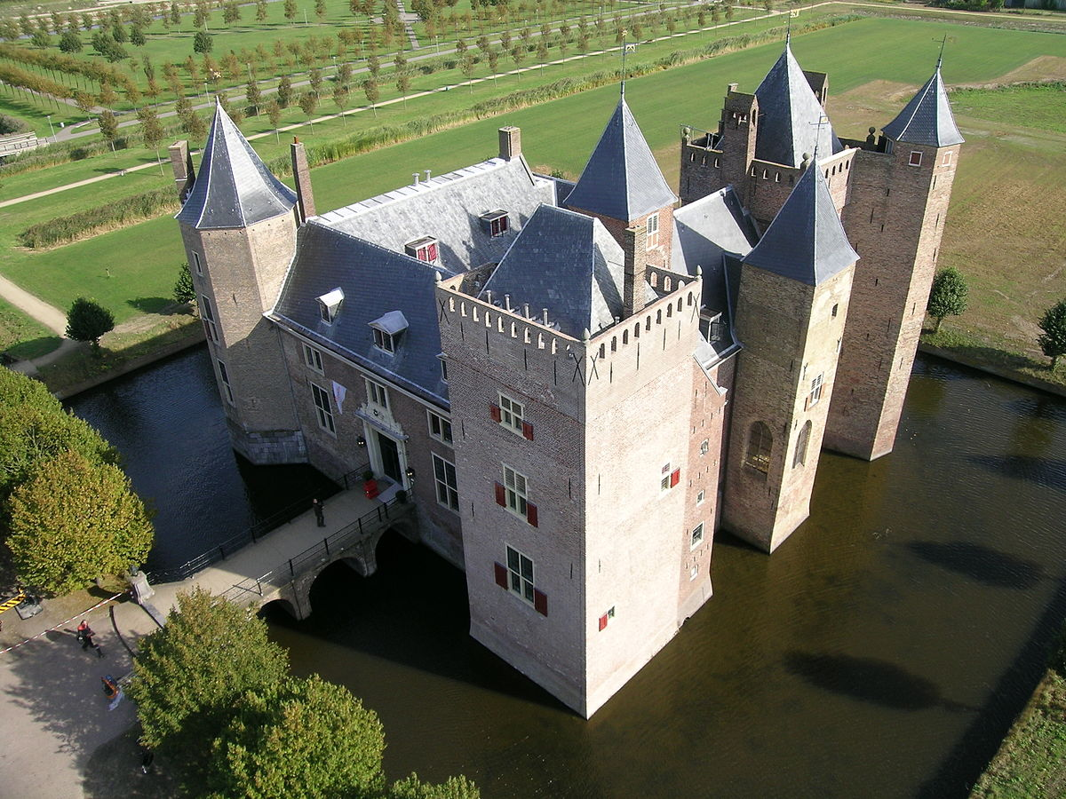 Incredible Castles in the Netherlands You Can Stay In