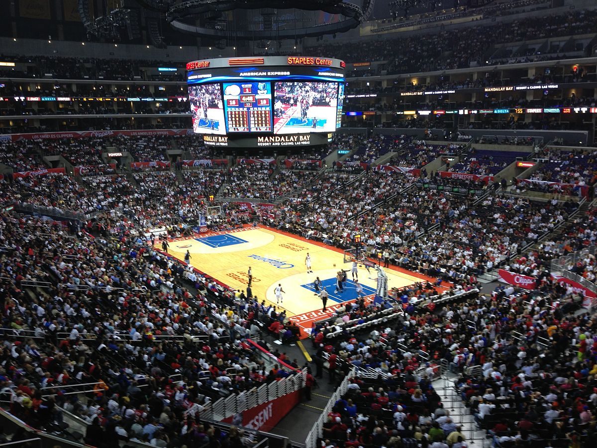The Most Iconic Sports Venues To Visit In Los Angeles