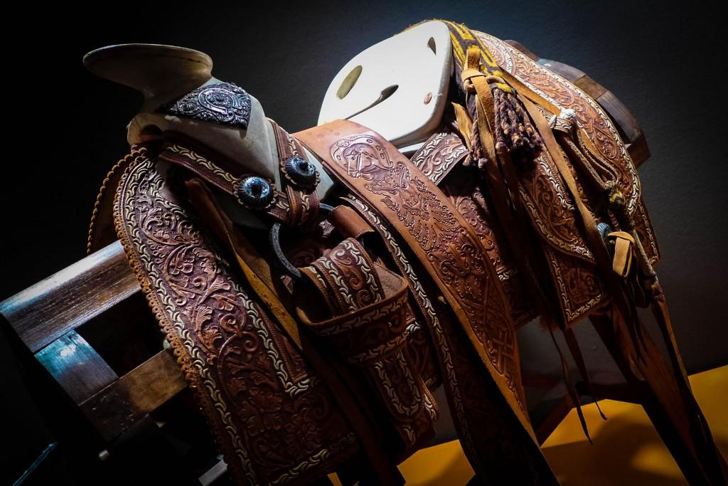 Saddle up | © Laura Bernhardt/Flickr