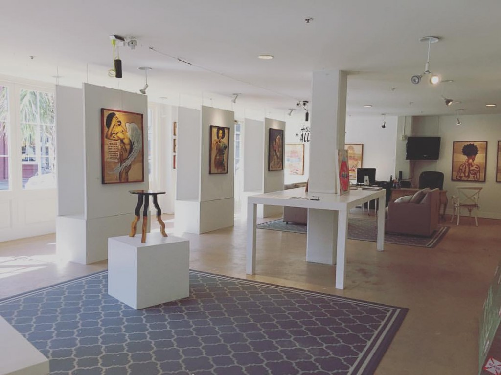 Brand New Orleans Art Gallery, courtesy of Brand New Orleans Art Gallery