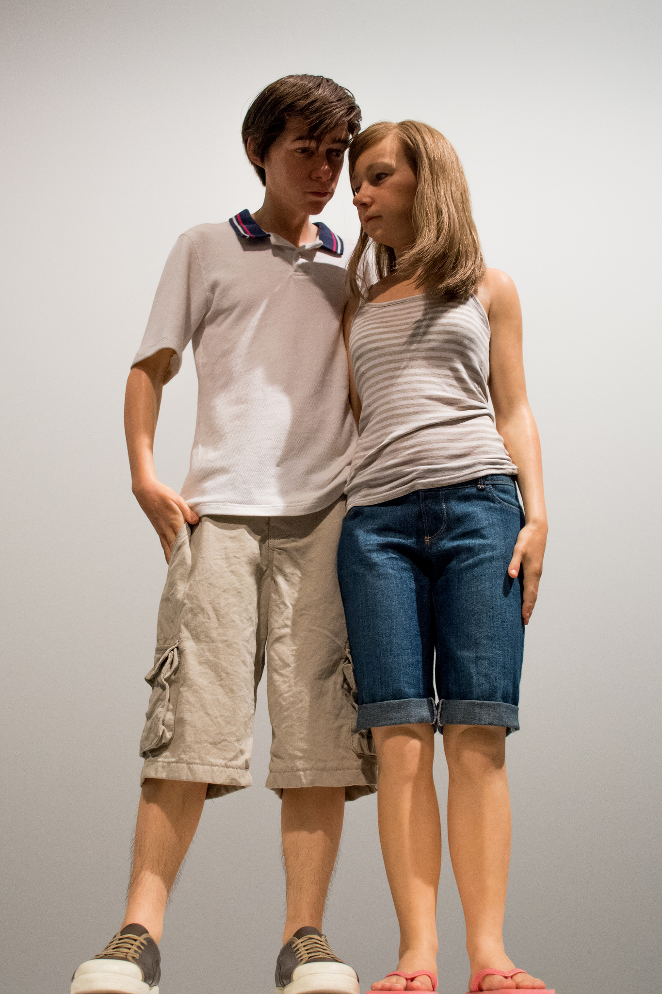 Ron Mueck S Hyperrealistic Sculptures Must Be Seen To Be