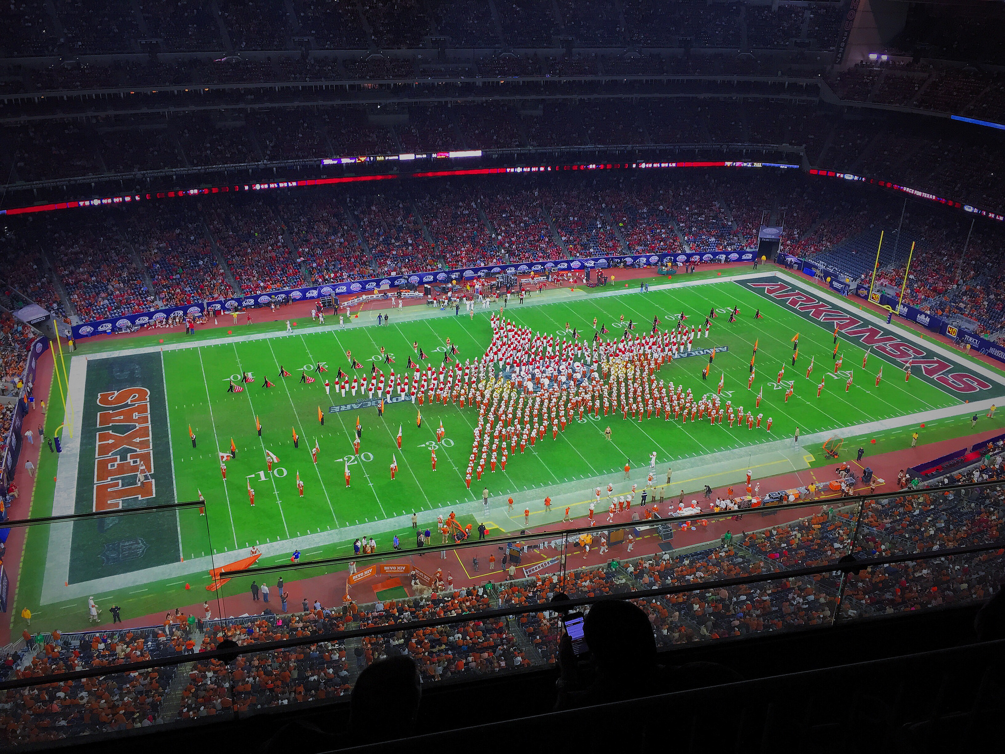 NRG Stadium Houston | © urban.houstonian/Flickr